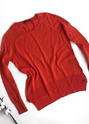 Льняной свитер set