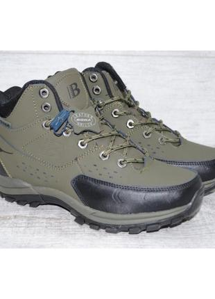 Спортивные зимние кроссовки ботинки bona, р-р 36-41