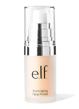 База под макияж elf studio illuminating face primer radiant glow