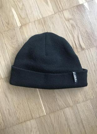 Теплая шапка termit