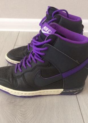 4c2ae517 Сникерсы кроссовки на танкетке платформе nike Nike, цена - 400 грн ...
