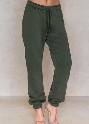 Спортивные брюки теплые na-kd1
