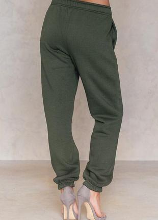 Спортивные брюки теплые na-kd2