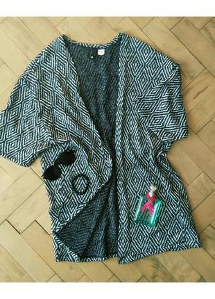 Кардиган, накидка, светр, жакет від h&m