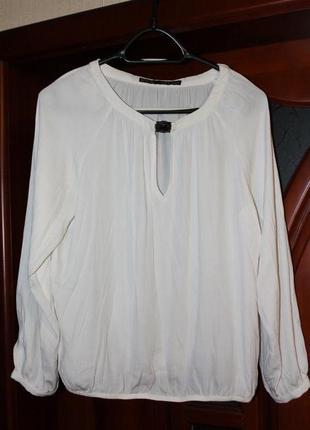 88e6a62b82b Нарядная белая блуза кофта с камнем зара zara ZARA