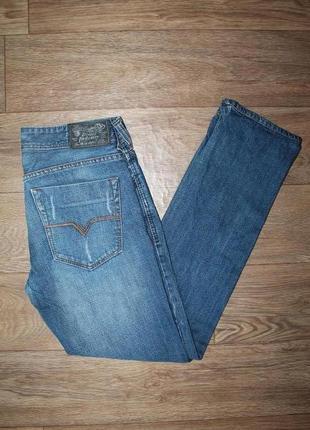 Шикарные качественные оригинальные джинсы diesel размер w31/l34