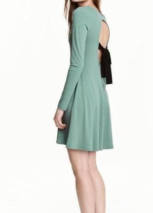 Платье с вырезом от h&m