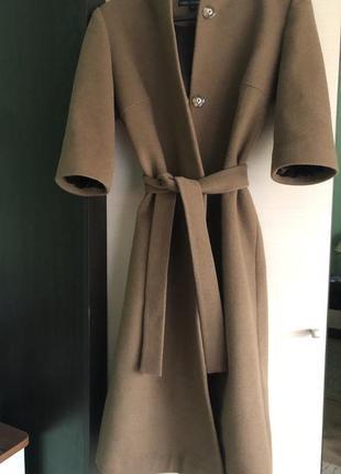 Кашемировое пальто mino dumonti