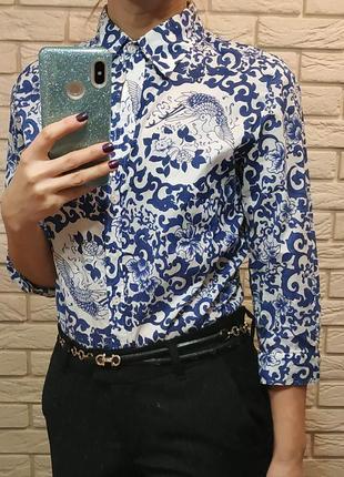Стильная рубашка marc aurel
