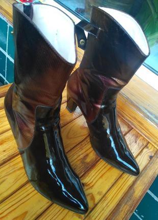 Нові італийські чобітки