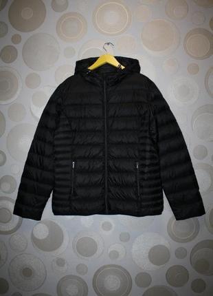 Ультра легкий пуховик куртка gina benotti p. l-xl