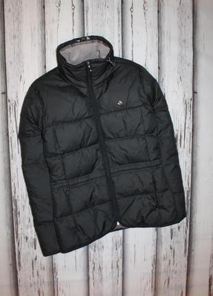 Куртка пуховик adidas оригинал р. xs-s