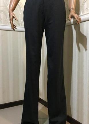 Шерстяные костюмные брюки - 96% шерсть, max mara, размер 38/м