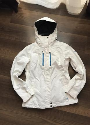 Суппер лыжная куртка columbia titanium состояние новое оригинал s