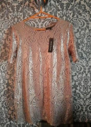 River island платье туника