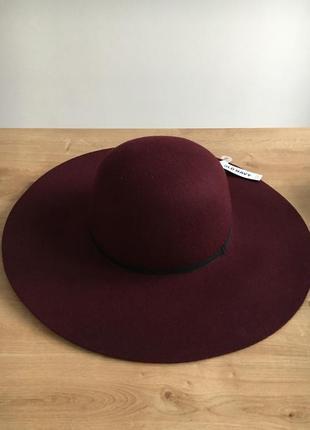 Шерстяная шляпа old navy
