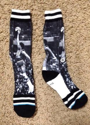 Баскетбольные носки nba игрок julius erving подарок любителям баскетбола