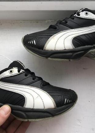 Puma детские спортивные кроссовки 32р