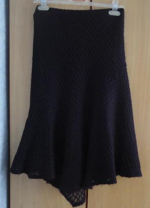 Супер теплая брендовая юбка