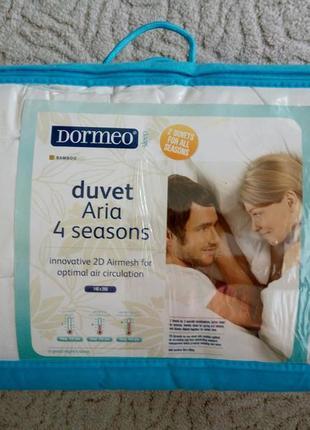 Одеяло dormeo 140*220 140x220 4 сезона дормео