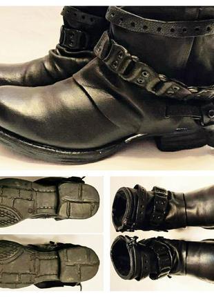 Сапоги ботинки as 98. стелька 26см (40)