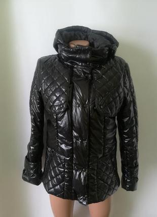 Классная куртка - пуховик hello kiss