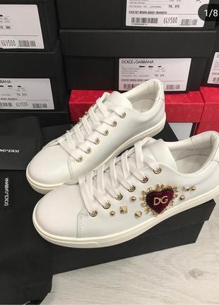 Сникерсы (sneakers) женские