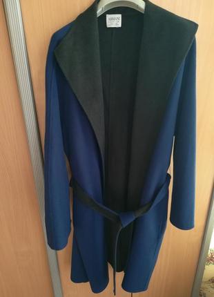 Пальто кашемірове бренду аrmani