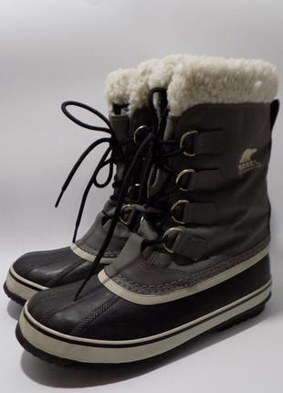Сапоги, ботинки, снегоходы sorel