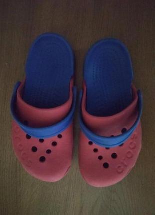Кроксы crocs оригинал c11