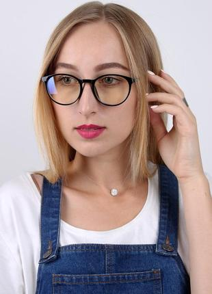 Круглые имиджевые очки,круглые очки для имиджа,уценка.
