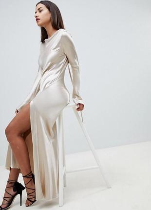 Шикарное платье премиум класса  asos bec &bridge ,р-р 10