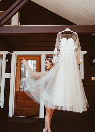 60a4ce8be406f5f Свадебные платья в стиле бохо 2019 - купить недорого вещи в интернет ...