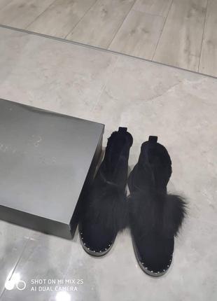 Дуже стильні черевики зимові!!!!!!