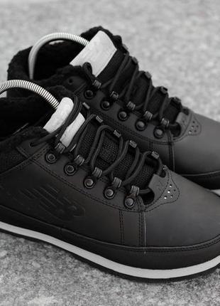 ... Отличные мужские зимние ботинки  кроссовки new balance 754 winter black  с мехом!5 16843efc5d8