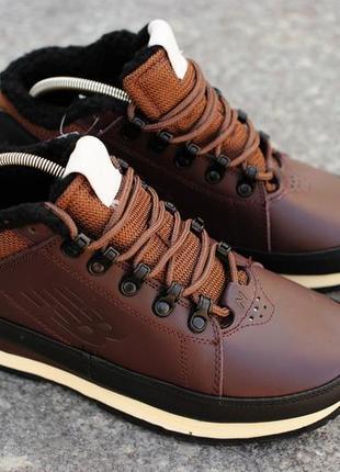 ... Отличные мужские зимние ботинки  кроссовки new balance 754 winter black  с мехом!4 ... bdb1ad3f483