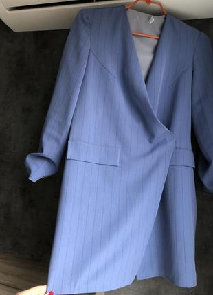 Пиджак-платье (блейзер) hand made