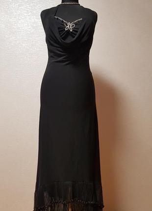 Вечерне платье в пол