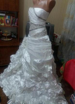 Нарядное платье р.s/m. цена 500грн.