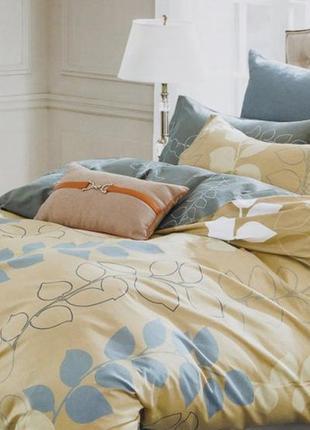 Роскошное постельное белье вилюта сатин твил рис.268