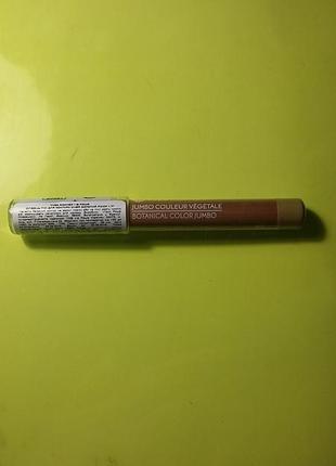 Срок годности!!! карандаш-тени для глаз ив роше yves rocher jumbo золотой песок