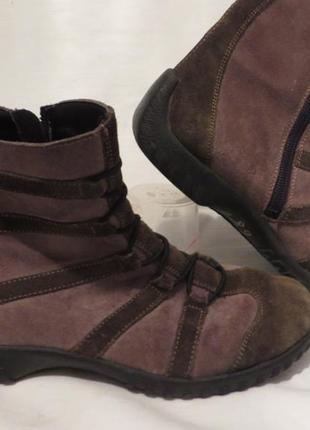 Ботинки кожа германия 36 размер