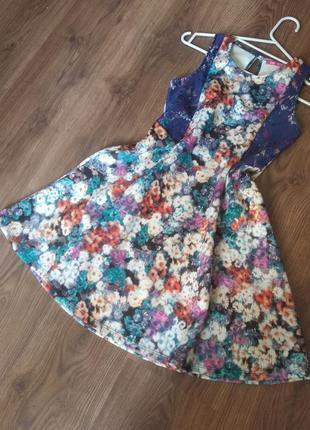Милое платье.