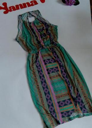 Платье сарафан 48 50 размер футляр бюстье топ скидка sale f&f