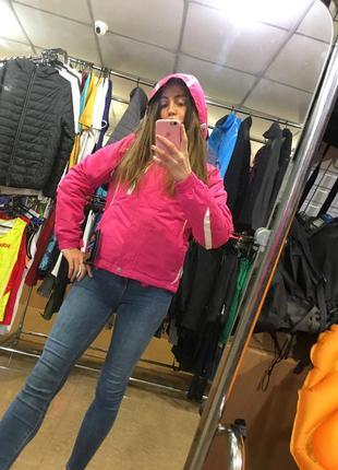 Зимова лижна куртка