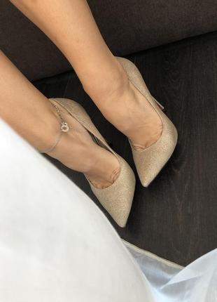 Шикарные туфли mia may