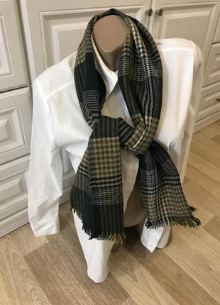 Стильный шарф в стиле zara