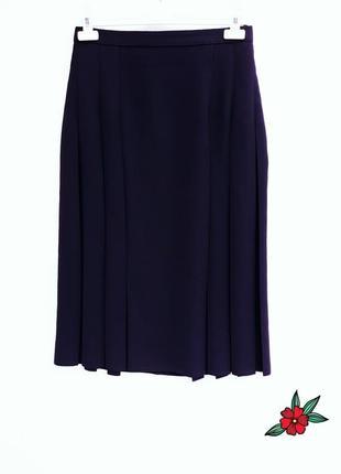 Шикарная юбка миди для настоящей леди очень красивая