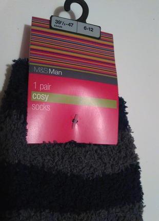 Новые! актуальные мягкие плюшевые очень теплые носки рр 39-404 фото