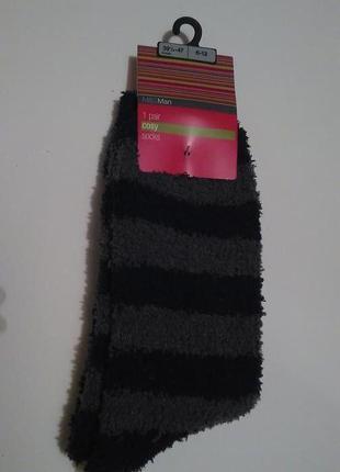 Новые! актуальные мягкие плюшевые очень теплые носки рр 39-40